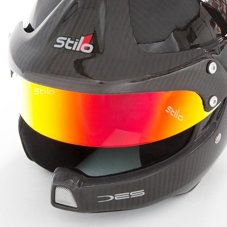 Trophy DES Rally Stilo WRC DES Motorsport Helmet Peak Screw Kit