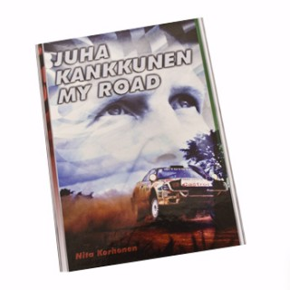 My Road' by Juha Kankkunen