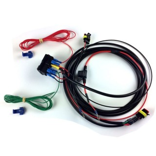 Lazer Lamps Two Light Harness Kit (Triple-R 1000 With Position Light)