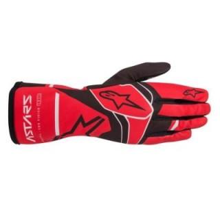 Alpinestars TECH-1 K Race S V2 Childs Kart Gloves - Solid Colour