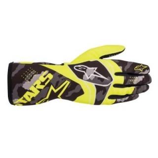 Alpinestars Tech-1 K Race V2 Child's Camo Kart Gloves