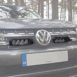 Lazer Lamps Grille Kit - Volkswagen Amarok V6 (2016+)