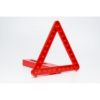 BriteAngle LED Road Safety Warning Triangle