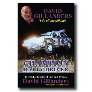 David Gillanders - I Do The Talking