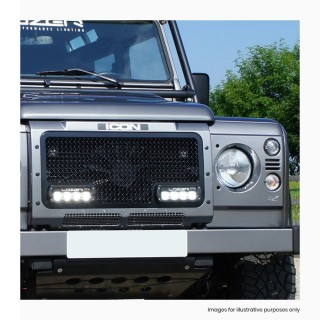 Lazer Lamps Grille Kit - Land Rover Defender (MY07)