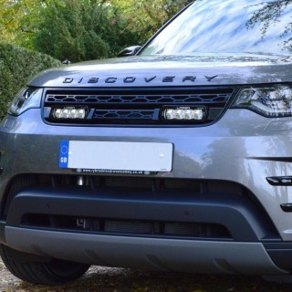 Lazer Lamps Grille Kit - LAND ROVER DISCOVERY 5