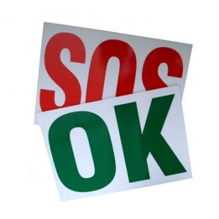 FIA A3 SOS/OK Board