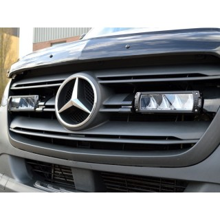 Lazer Lamps Grille Kit - Mercedes Sprinter (2018+)