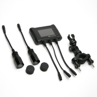 Goldstar Duo - 2 Camera HD In-Car System