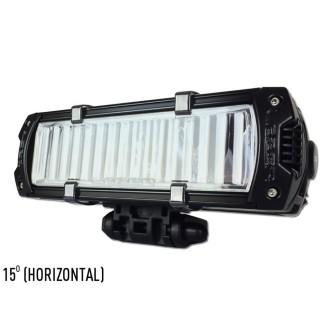 Lazer Reeded Lens - (15 Degrees) - Horizontal