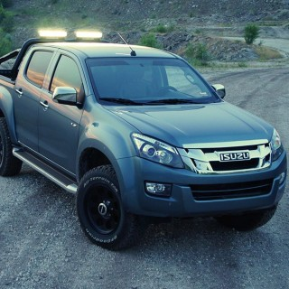 Lazer Lamps Isuzu D-Max Sports Bar Mounting Kit