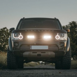 Lazer Lamps Land Rover Discovery 4 (2014+) Grille Kit