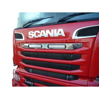 Lazer Lamps Scania R-Series (MY10) Grille Kit