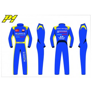 P1 Bespoke Race Suit Service