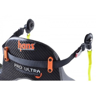 Simpson Quick Release Sliding Tether - HANS