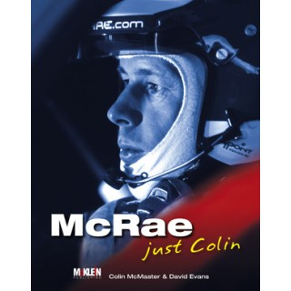 McRae Just Colin - Book