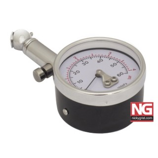 Mechanical Tyre Pressure Gauge