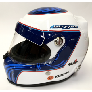 Stilo Mini Bottas - Replica Helmet