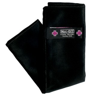Muc-Off Helmet & Visor Microfibre Cloth
