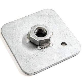 FIA Approved Harness Mounting Plate