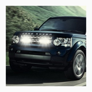 Lazer Lamps Grille Kit - Land Rover Discovery 4 (MY09+)