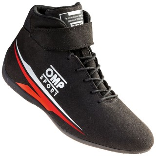 OMP Sport Raceboots - FIA Approved