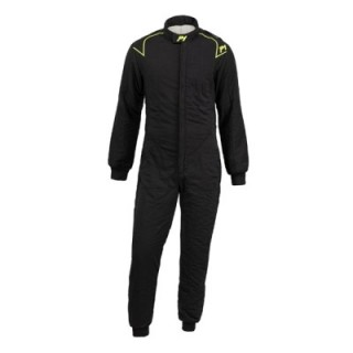 P1 Club Racesuit - Black