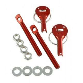Grayston Competiton Aluminium Bonnet Pin Kit