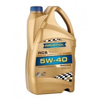 RAVENOL RCS Racing Competition 5W-40