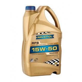 RAVENOL RFS Racing Formel Sport 15W-50