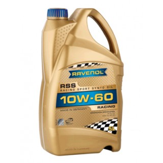 RAVENOL RSS Racing Sport 10W-60