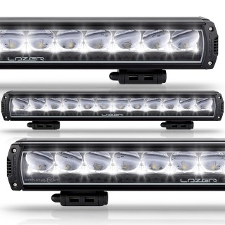 Lazer Lamps Triple-R 1250 'Highline' with Position light - LED Light Bar