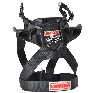 Simpson Hybrid Sport - Frontal Head Restraint (FHR)