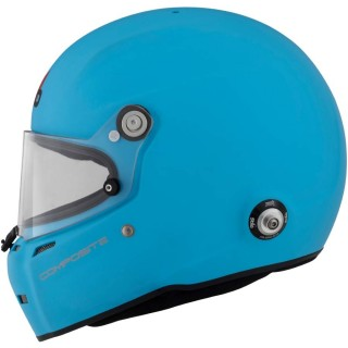 Stilo ST5 FN -  Blue Composite Formula Racing Helmet