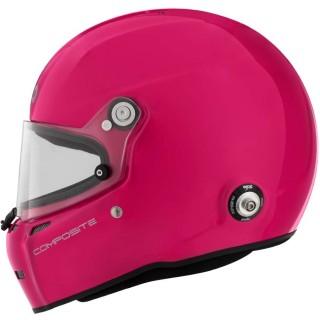 Stilo ST5 FN -  Pink Composite Formula Racing Helmet