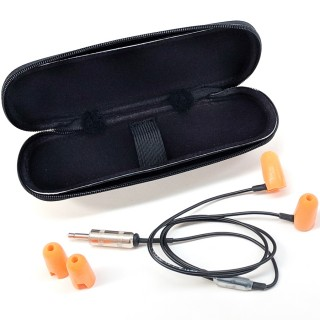 Stilo Earplug Kit with 3.5mm Jack Plug