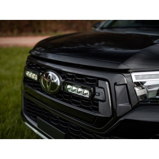 Lazer Lamps Toyota Hilux Invincible X Grille Kit