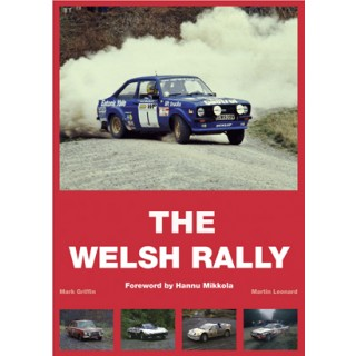 Welsh Rally Book