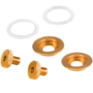Stilo ST5 Gold Coloured Screw Kit - Peak Only
