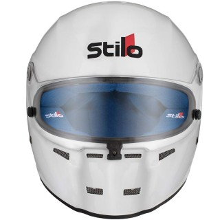 Stilo ST5 CMR - White/Blue Karting Helmet
