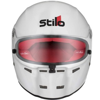 Stilo ST5 CMR - White/Red Karting Helmet