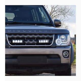 Lazer Lamps Grille Kit - Land Rover Discovery 4 (2014+)