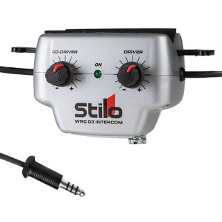 Stilo WRC 03 Intercom