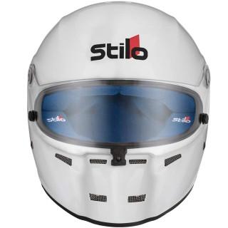 Stilo ST5 CMR - White/Blue Karting Helmet