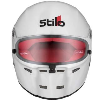 Stilo ST5 CMR - White/Red Karting Helmet