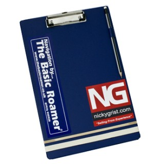 Double Sided Clipboard