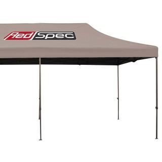 RedSpec Steel Frame Motorsport Awning
