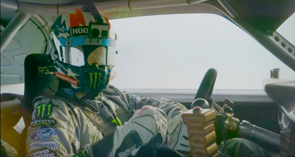What Helmet Does Ken Block Use?