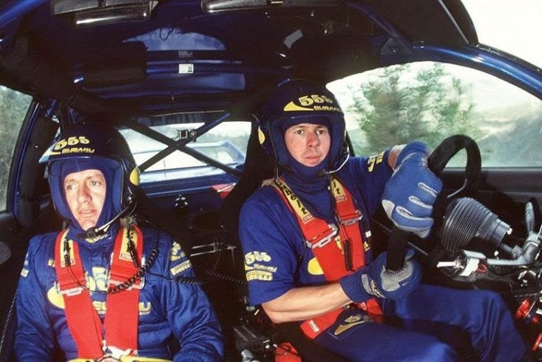 'Sporting Greats: Colin McRae' on Sky Sports