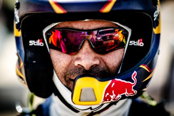 Al-Attiyah begins World Cup title defence with win in Russia